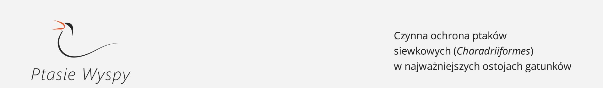 Ptasie wyspy logo